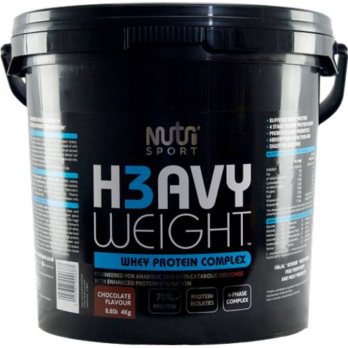 H3AVYWEIGHT Whey Protein Complex