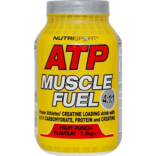 ATP Muscle Fuel