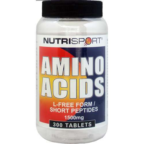 Amino Acid Tablets