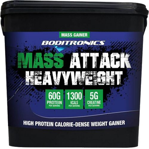 Mass Attack Heavyweight