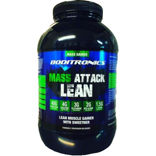 Mass Attack Lean