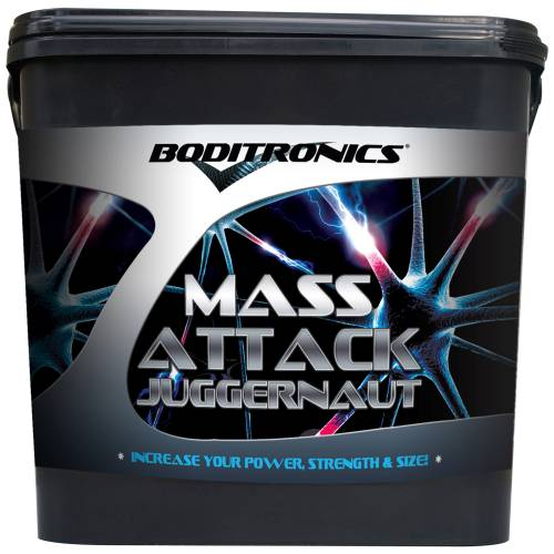 Mass Attack Juggernaut